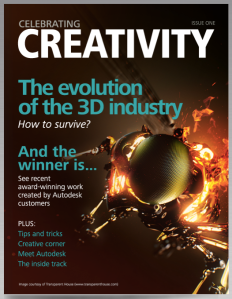 Click on Autodesk Digital Magazine for the link