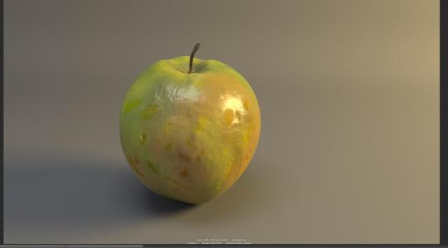 final green apple