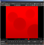 Z depth channel viewed within Nuke